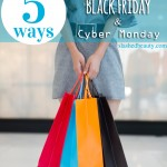 5 Ways to Prepare for Black Friday & Cyber Monday   Slashed Beauty