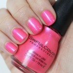 Sinful Colors Daredevil Nail Polish Swatch