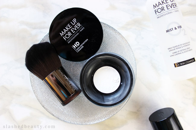 ... makeup forever hd microfinish powder review before photo another i used on my bride and subsequently ...