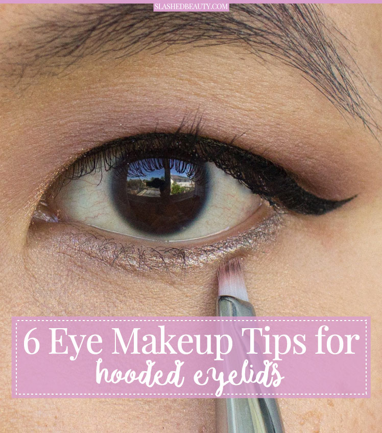 Could you help me determine my eyeshape and what makeup