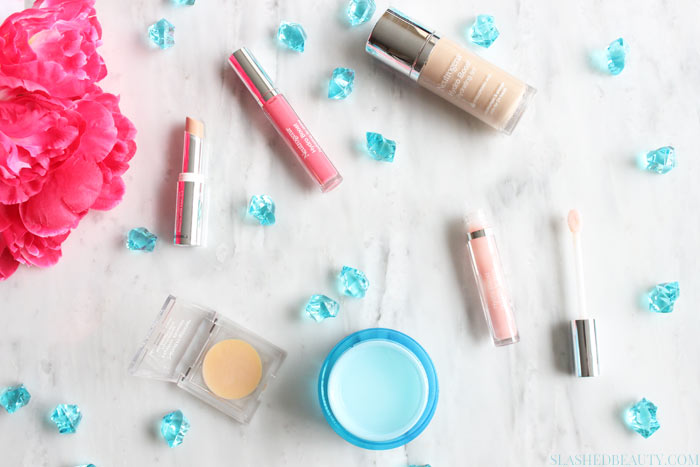 Check out the brand new Neutrogena Hydro Boost products including skin care and makeup to create a flawless base. | Slashed Beauty