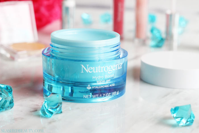 Check out the brand new Neutrogena Hydro Boost products including skin care and makeup to create a flawless base.   Slashed Beauty