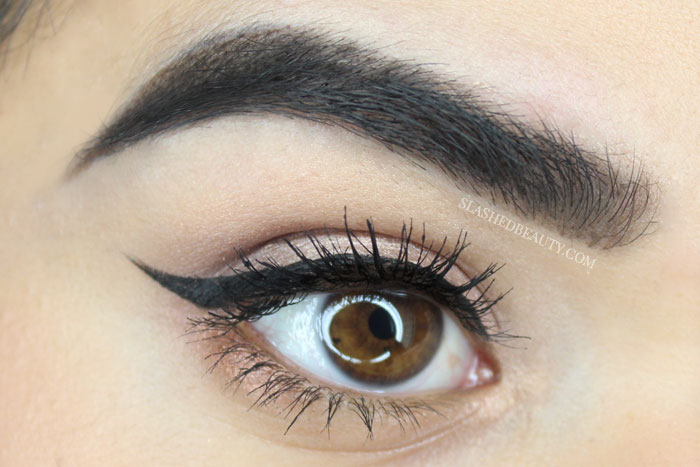 Check out the two latest drugstore brow products to level up your brow game from CoverGirl's Easy Breezy Brow collection. | Slashed Beauty