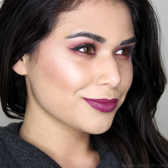 Birthday Makeup of the Day: Check out the look I created with new 2017 Physicians Formula makeup. | Slashed Beauty