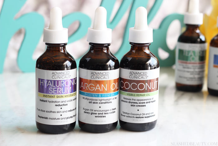 Learn which serums are right for you by getting familiar with nine popular skin care ingredients. Which ones should you be on the look out for to target your own skin concerns? | Slashed Beauty